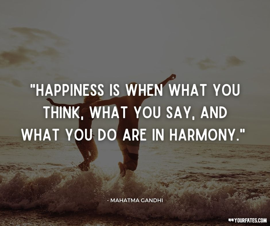 perfect happiness quotes