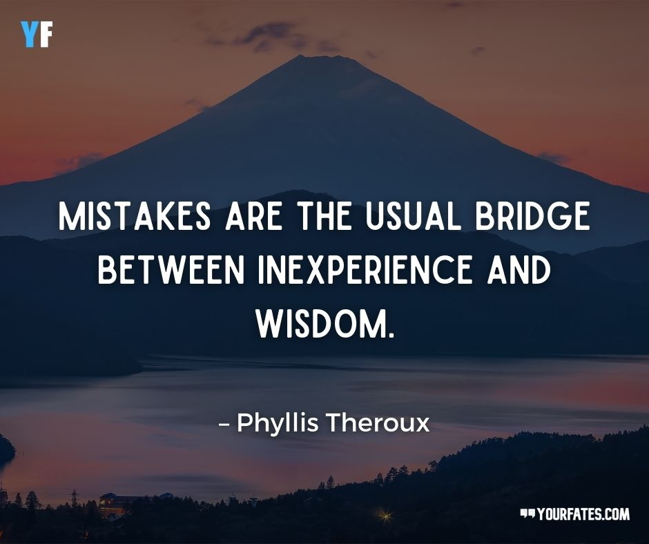 learn from mistake quotes