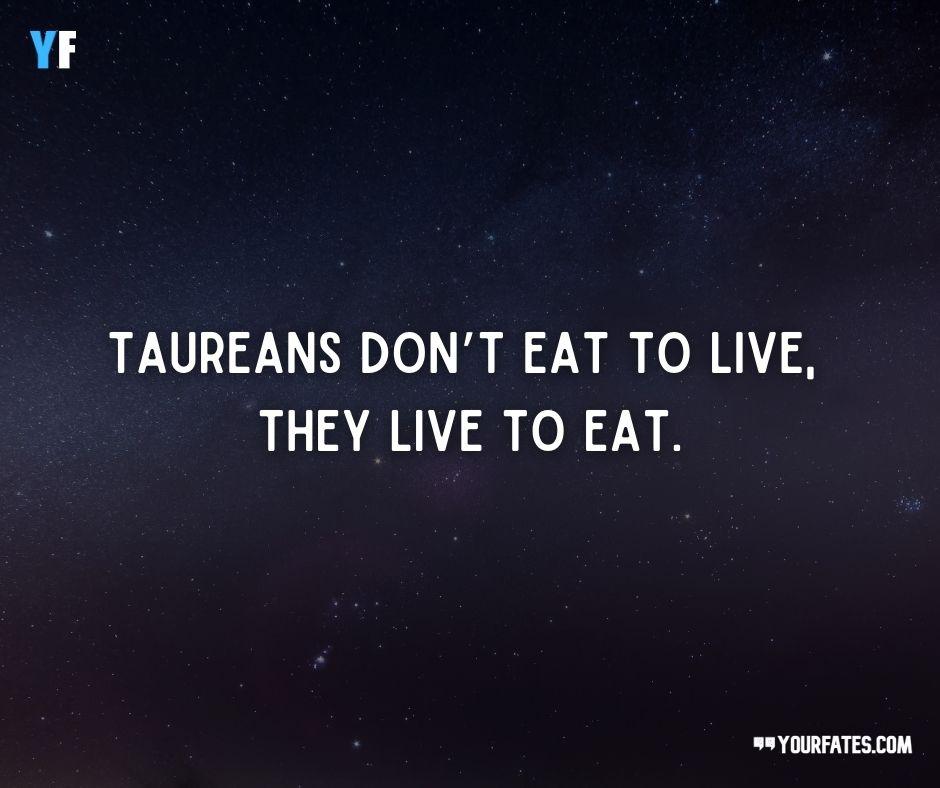 taurus quotes for instagram