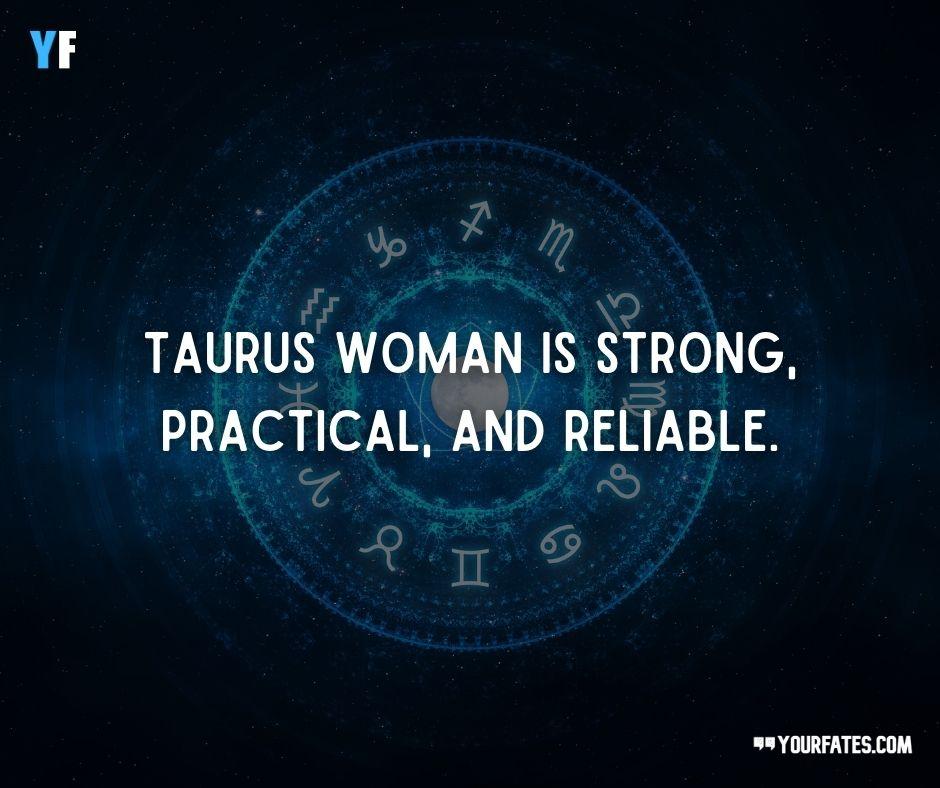 taurus quotes woman