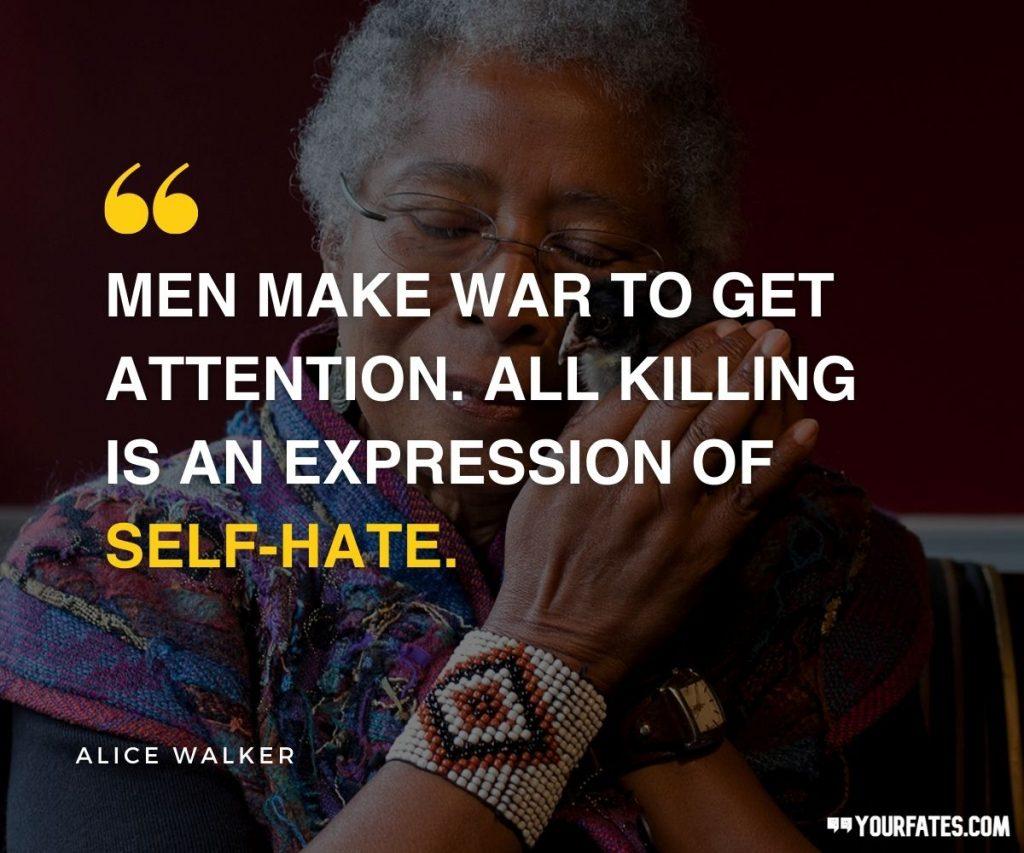 Alice Walker Quotes