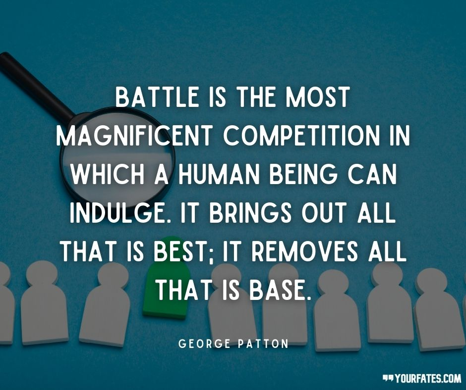 Competition Quotes on life