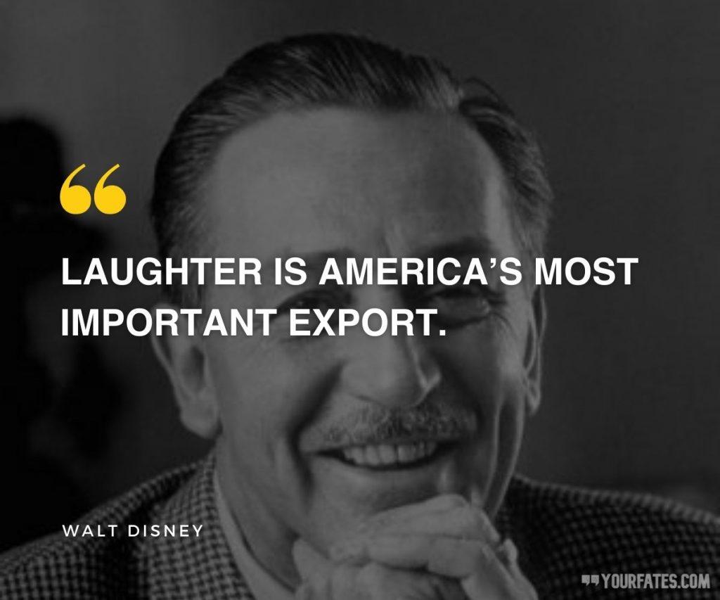 Walt Disney Quotes on Life