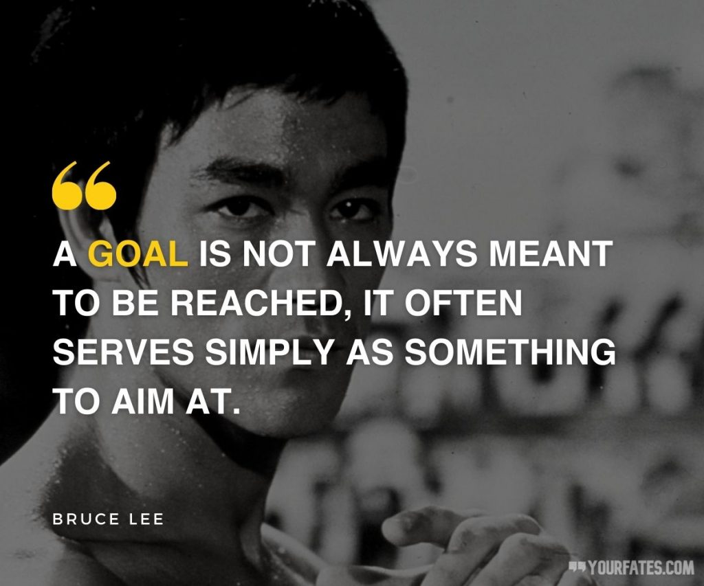 motivational bruce lee quotes