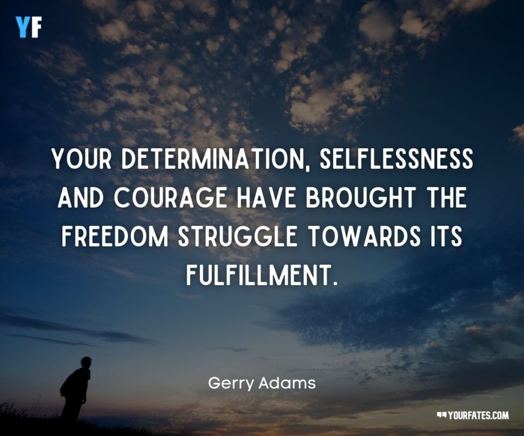 short self determination quotes