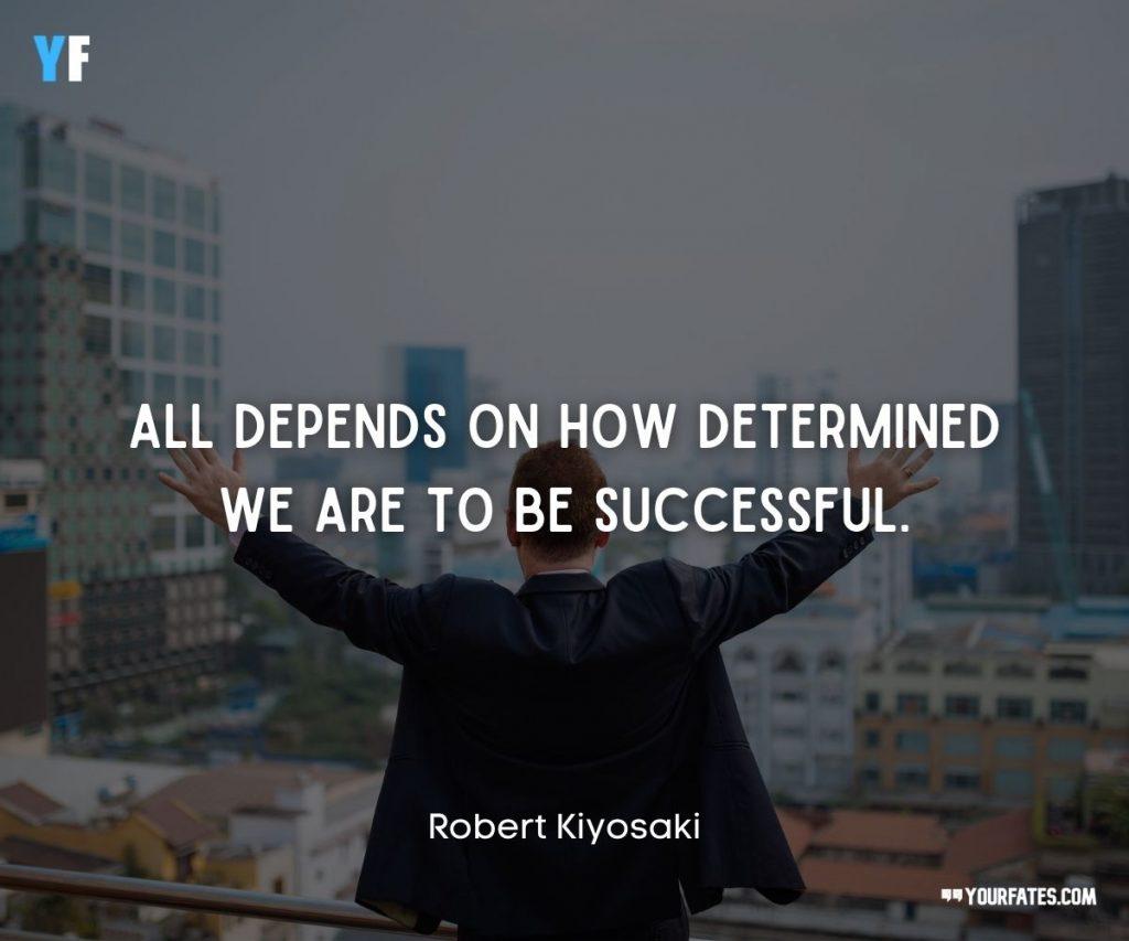 short determination quotes